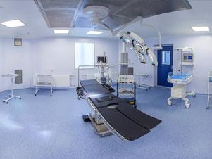 Модули медицинские климатизированные